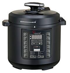 LG Healthy Electric Pressure Cooker 6L - BLK LGMEL361806